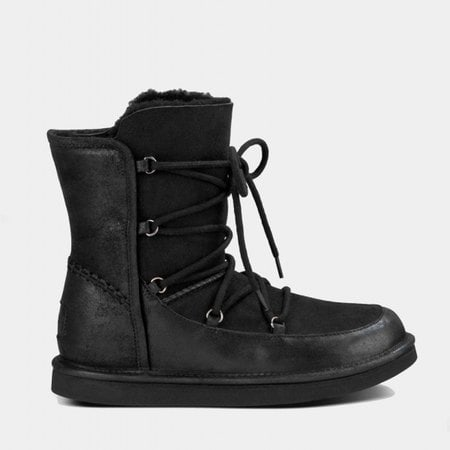 Полуботинки UGG Lodge Black