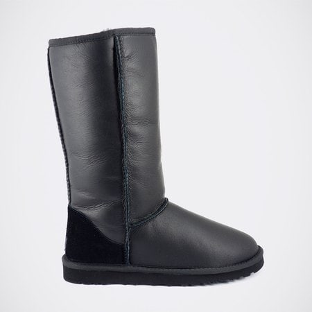 Угги UGG Classic Tall Metallic Black