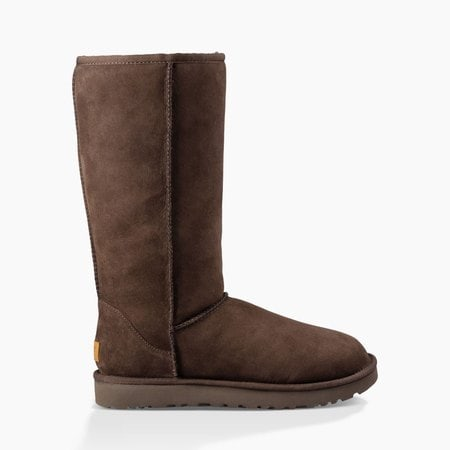 Угги UGG Classic Tall II Chocolate
