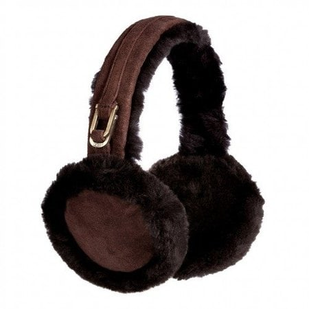 Наушники UGG Earmuff Chocolate