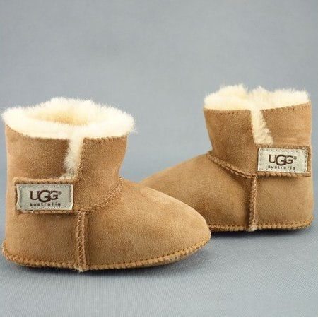 Пинетки UGG Infants Erin Chestnut