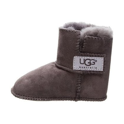 Пинетки UGG Infants Erin Grey