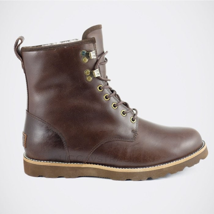 Мужские ботинки UGG Mens Hannen Boots TL Chocolate