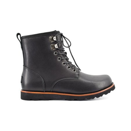 Ботинки UGG Mens Hannen Leather Black