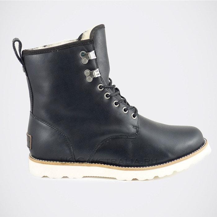 Мужские ботинки UGG Mens Hannen Boots Black