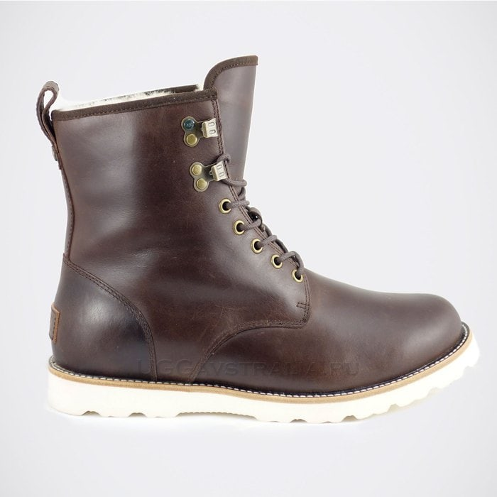 Мужские ботинки UGG Mens Hannen Boots Chocolate