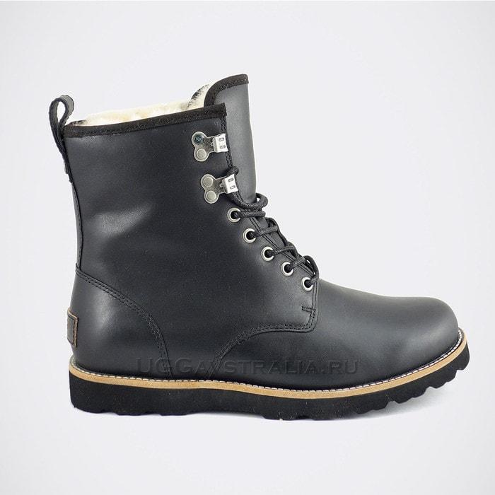 Мужские ботинки UGG Mens Hannen Boots TL Black