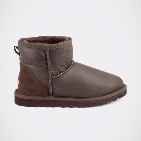 Угги UGG Mens Classic Mini Metallic Chocolate
