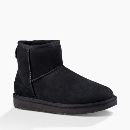 Угги UGG Mens Classic Mini II Black