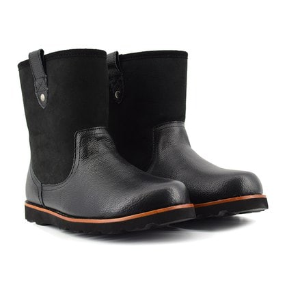 Угги UGG Mens Stoneman Black