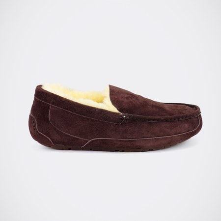 Мокасины UGG Mens Ascot Chocolate