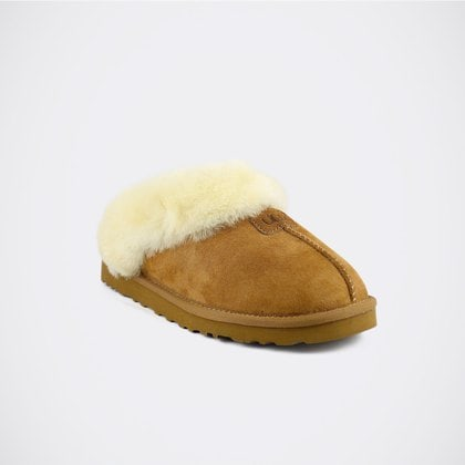 Тапочки UGG Mens Coquette Slipper Chestnut