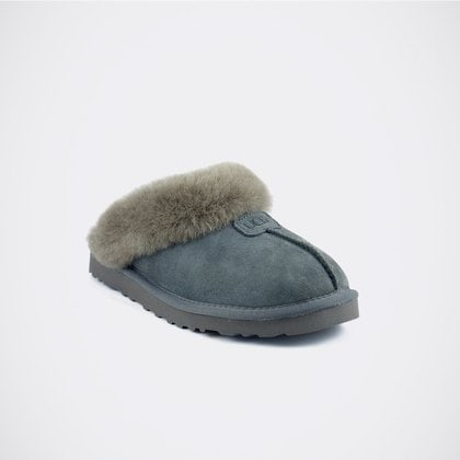 Тапочки UGG Mens Coquette Slipper Grey