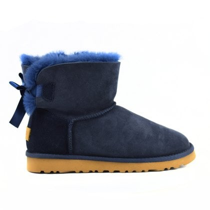 Угги UGG Mini Bailey Bow II Navy
