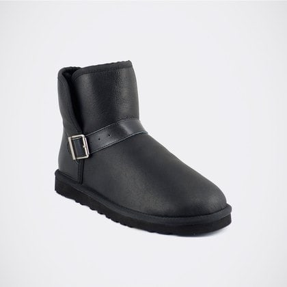 Угги UGG Mens Mini Dylyn Metallic Black