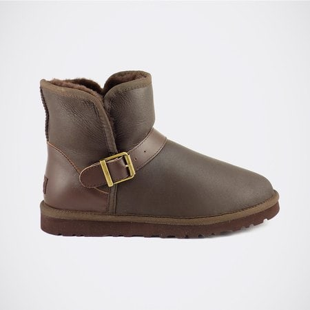 Угги UGG Mens Mini Dylyn Metallic Chocolate