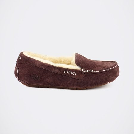 Мокасины UGG Ansley Chocolate