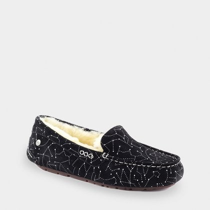 Мокасины UGG Ansley Constellation Black