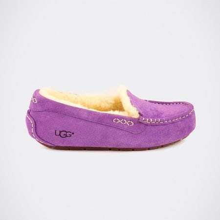 Мокасины UGG Ansley Purple