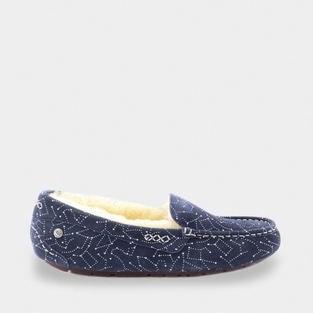 Мокасины UGG Ansley Constellation Navy