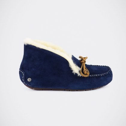 Мокасины UGG Alena Dark Navy