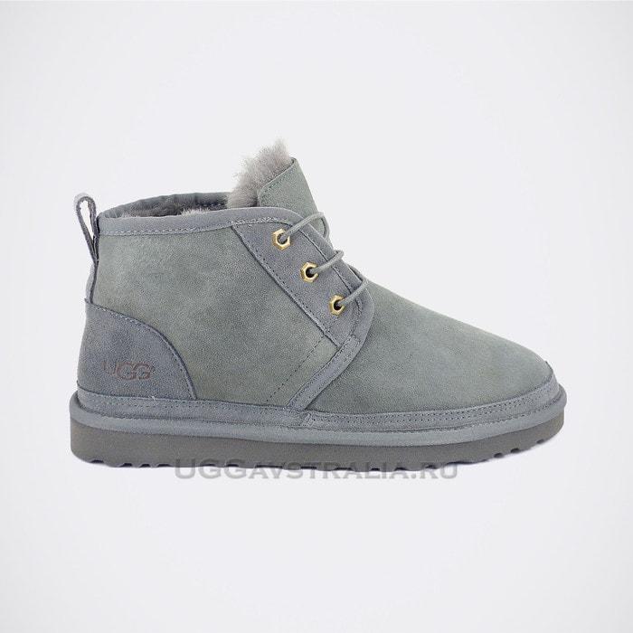 Мужские ботинки UGG Mens Neumel Boots Grey