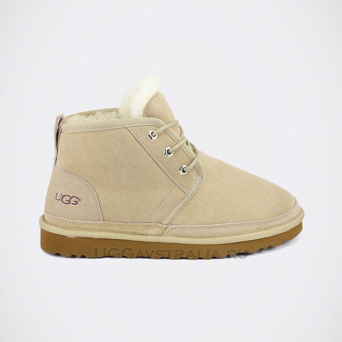 Мужские ботинки UGG Mens Neumel Boots Sand