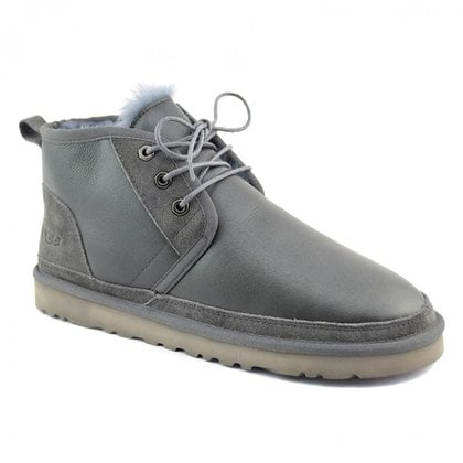 Ботинки UGG Mens Neumel Metallic Grey