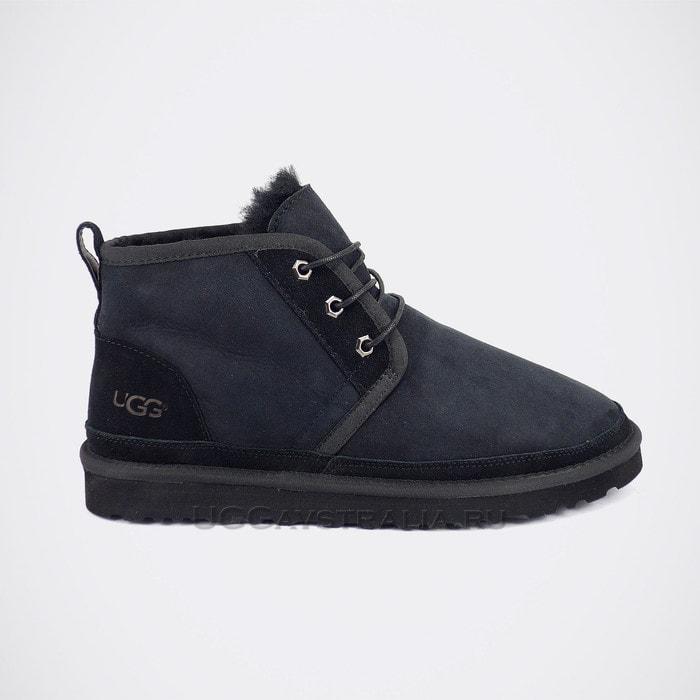 Мужские ботинки UGG Mens Neumel Boots Black