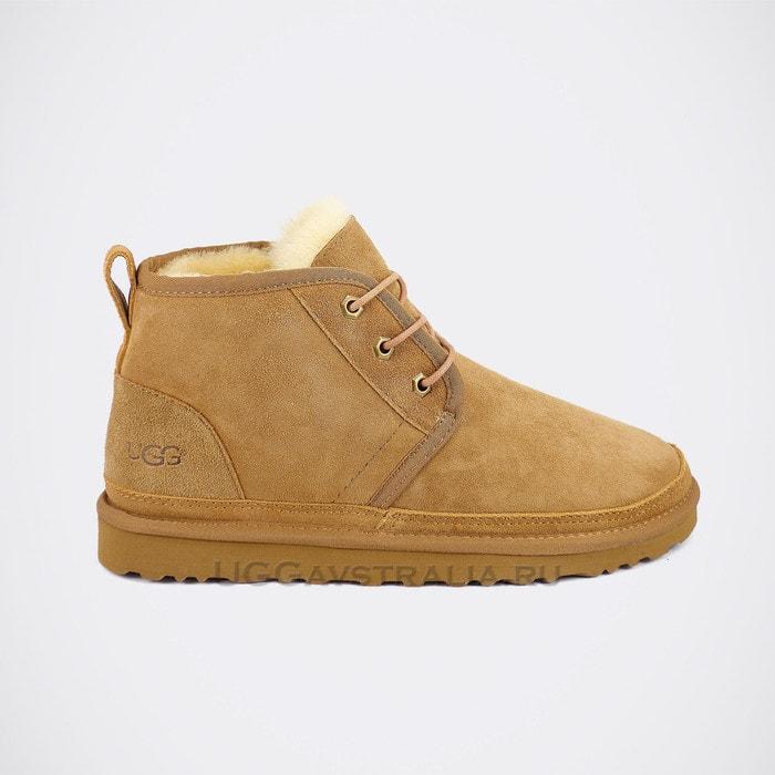Мужские ботинки UGG Mens Neumel Boots Chestnut
