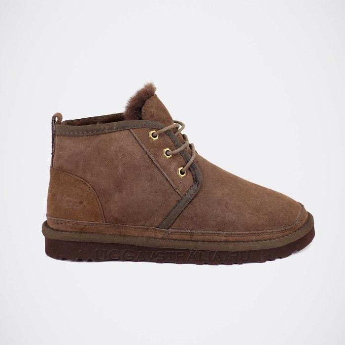 Мужские ботинки UGG Mens Neumel Boots Chocolate