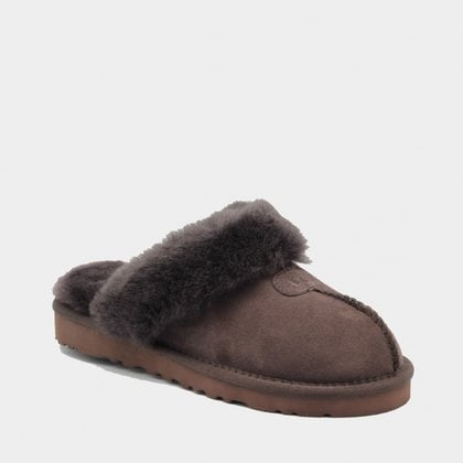 Тапочки UGG Coquette Slipper Chocolate