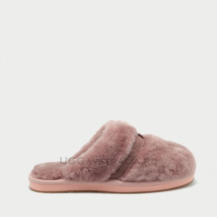 Женские тапочки UGG Dalla Slipper Pink