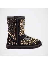 Угги UGG Jimmy Choo Mandah Black