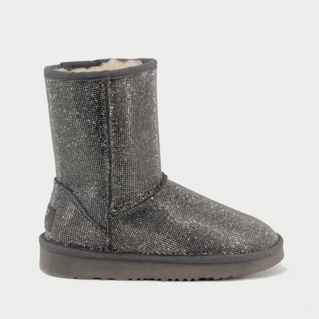 Угги UGG Jimmy Choo Short Serein II Grey
