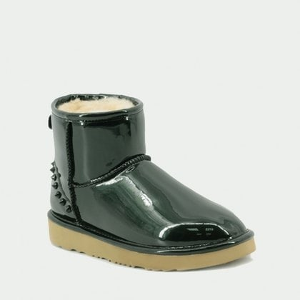 Угги UGG Jimmy Choo Mini Spikes Green