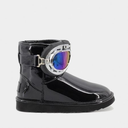 Угги UGG Jimmy Choo Mini Motor Glasses Black