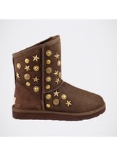 Угги UGG Jimmy Choo Starlit Chocolate